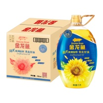 金龙鱼阳光葵花籽油 5L/桶 4桶/箱 起订量20箱(非转基因)