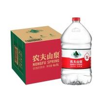 农夫山泉 5L/桶 4桶/箱