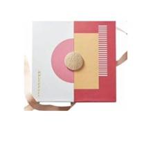 星巴克 星情月饼礼盒 348型 金沙奶黄流心*2;莓果橘香茉意*2;海盐意式浓缩咖啡风味*2  (2019年)全国