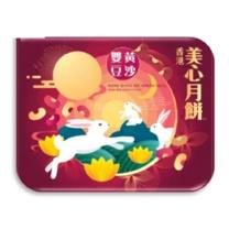 美心 双黄豆沙月饼 318型 70g*6  (2019年)