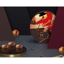哈根达斯 Haagen-Daze 金尊月饼礼盒 898型 1004g  (2019年)