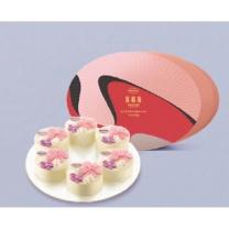 哈根达斯 Haagen-Daze 优格蕾 悦享版月饼礼盒 398型 530克  (2019年)