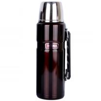 膳魔师 不锈钢真空保温瓶 SK-2010-CBW 1.2L (咖啡色)