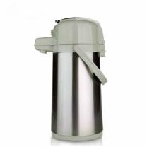 清水 保温瓶 家用不锈钢保温壶 气压壶暖瓶热水瓶 SM-3172 2500ml
