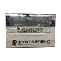 国产 定制亚克力桌卡 小号(DZ) (国电投用)(400个起订)