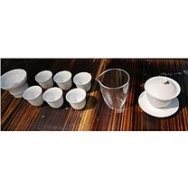 国产 定制茶具套装(DZ)  (邮储用)起订量:500套