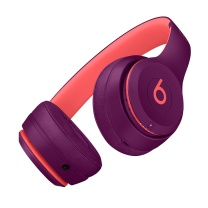 Beats Solo3 Wireless 头戴式 蓝牙无线耳机 - Pop 红 MRRG2PA/A  (DZ)起订量100