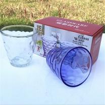 国产 创意炫彩雨点杯二件套  2只装