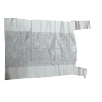 马夹袋塑料39.7(6*2)*50cm单色(DZ) 8g  5w个起订 交期:签样后15个工作日