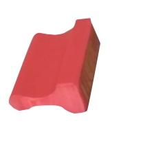 立华广告 印章(方) 直径2*5CM (红) 独立包装