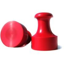 汇鑫 办公室章 4cm (红色)