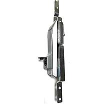 威尔泰 银色柜门锁 WET-C1