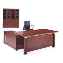 办公桌 主桌:1800*900*760(含侧柜,不含活动柜)  DZ