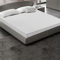 雅兰 乳胶床垫 1500mm*2000mm*50mm 软硬舒适席梦思聚
