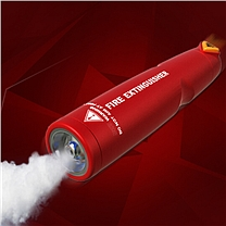 国产灭火器换粉服务 干粉 2kg (白色)
