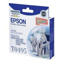 爱普生 EPSON 墨盒 T0495 (淡青色)