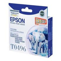 爱普生 EPSON 墨盒 T0496 (淡洋红)