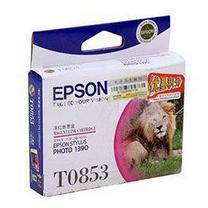 爱普生 EPSON 墨盒 T0853 C13T122380 (洋红色)