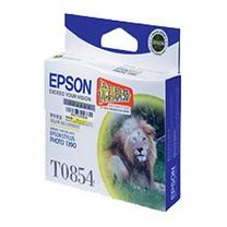 爱普生 EPSON 墨盒 T0854 C13T122480 (黄色)