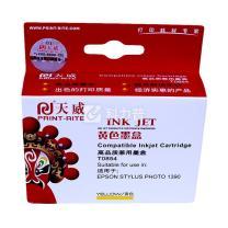 天威 PRINT-RITE 墨盒 EPSON-T0854 IFE705YPRJ1 (黄色)