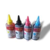 莱盛 Laser 通用型墨水 黑红黄青四色装 (通用HP、Canon、Epson系列喷墨打印机) (四色)