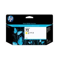 惠普 HP 大幅面绘图仪墨盒 C9373A 72号 130ml (黄色)