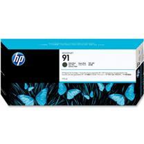 惠普 HP 大幅面绘图仪墨盒 C9464A 91号 775ml (消光黑)