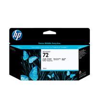 惠普 HP 大幅面绘图仪墨盒 C9370A 72号 130ml (亮光黑)