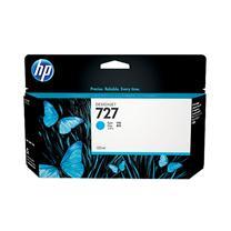 惠普 HP 大幅面绘图仪墨盒 B3P19A 727号 130ml (青色)