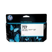 惠普 HP 大幅面绘图仪墨盒 B3P23A 727号 130ml (亮光黑)