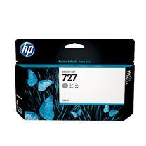 惠普 HP 大幅面绘图仪墨盒 B3P24A 727号 130ml (灰色)