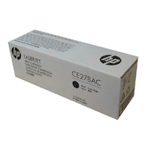 惠普 HP 硒鼓 CE278AC (黑色) (白包装)