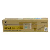 柯尼卡美能达 KONICA MINOLTA 碳粉盒 A0V305P 1.5K (黄色) 适用于bizhub C15P/C17/C18