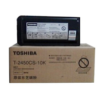 东芝 TOSHIBA 碳粉 T-2450CS-10K (黑色)