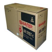 夏普 SHARP 墨粉 AR-311ST-C (黑色)