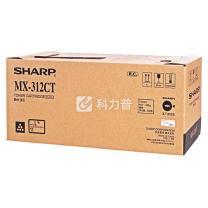 夏普 SHARP 墨粉 MX-312CT (黑色)