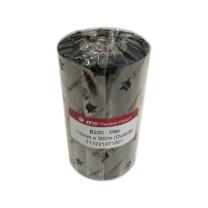 依工 增强型蜡基碳带 B220 110mm*300m (黑色)