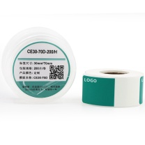伟文 标签 CE30-70D-200/H 30mm*70mm (定制)