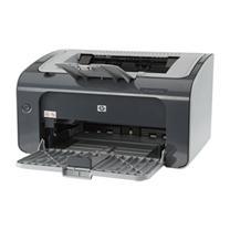惠普 HP A4黑白激光打印机 LaserJet Pro P1106 (中石化专用)