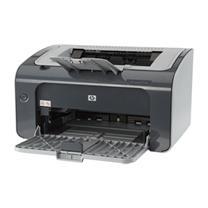 惠普 HP A4黑白激光打印机 LaserJet Pro P1106 (标配三年保修)