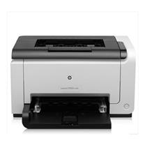惠普 HP A4彩色激光打印机 LaserJet Pro CP1025