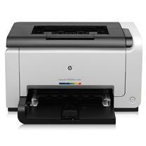 惠普 HP A4彩色激光打印机 LaserJet Pro CP1025nw