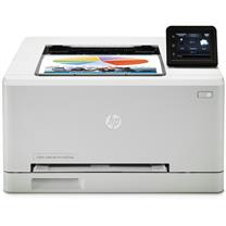 惠普 HP A4彩色激光打印机 LaserJet Pro M252dw