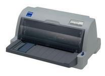 爱普生 EPSON 82列平推票据针式打印机 LQ-630K (24针 最大打印厚度:0.53mm)
