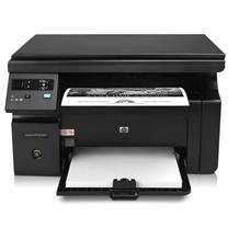 惠普 HP A4黑白激光多功能一体机 LaserJet Pro M1136 (打印、复印、扫描)