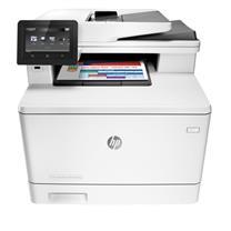 惠普 HP A4彩色激光多功能一体机 LaserJet MFP M377dw (打印、复印、扫描)