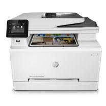 惠普 HP A4彩色激光多功能一体机 Color Laserjet Pro MFP M281fdn (打印、复印、扫描、传真)(M277n的替代品)