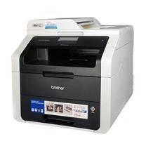 兄弟 brother A4彩色数码多功能一体机 MFC-9140CDN (打印、复印、扫描、传真)