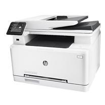 惠普 HP A4彩色激光多功能一体机 Color LaserJet Pro MFP M277dw (打印、复印、扫描、传真)