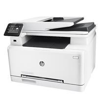 惠普 HP A4彩色激光多功能一体机 LaserJet Pro M277n (打印、复印、扫描、传真)